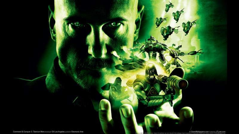 Command & Conquer 3: Tiberium Wars wallpaper or background 11