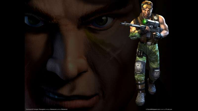 Command & Conquer: Renegade wallpaper or background 01