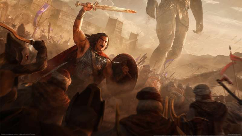 Conan Unconquered wallpaper or background