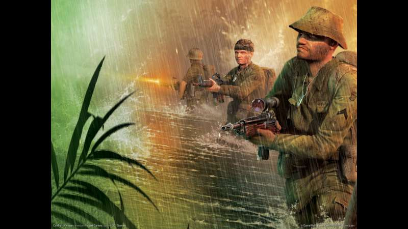 Conflict: Vietnam wallpaper or background 02
