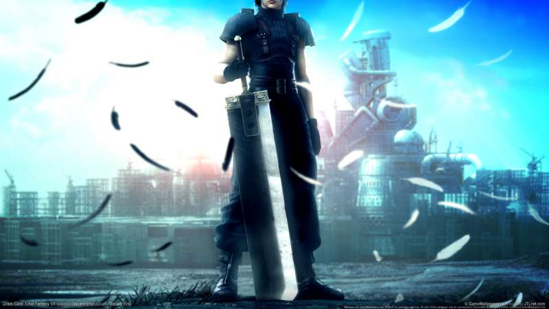 Crisis Core: Final Fantasy VII wallpaper or background 01