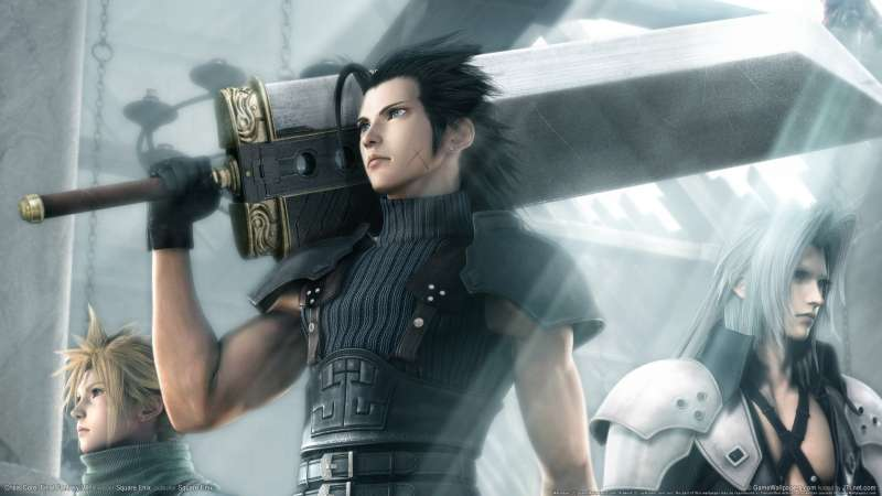 Crisis Core: Final Fantasy VII wallpaper or background 05