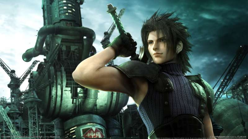 Crisis Core: Final Fantasy VII wallpaper or background 06