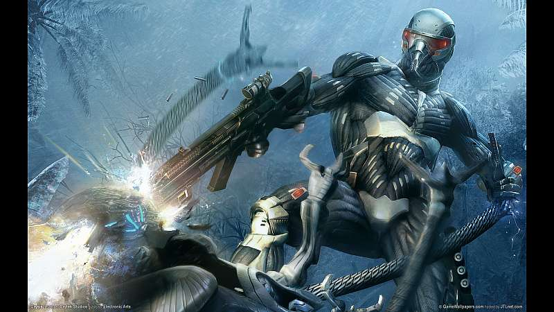 Crysis wallpaper or background