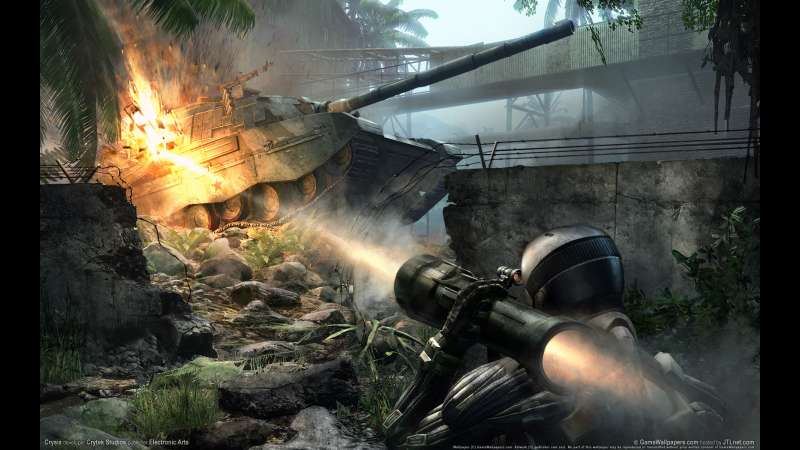 Crysis wallpaper or background 06
