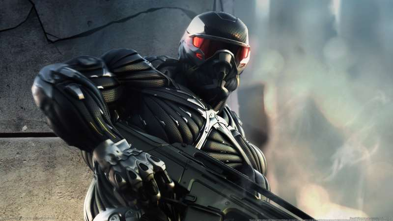 Crysis 2 wallpaper or background 01