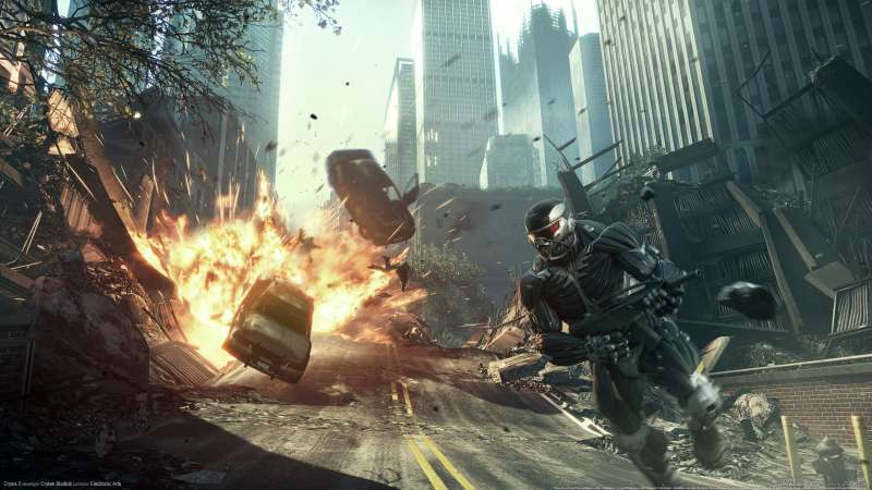 Crysis 2 wallpaper or background 02