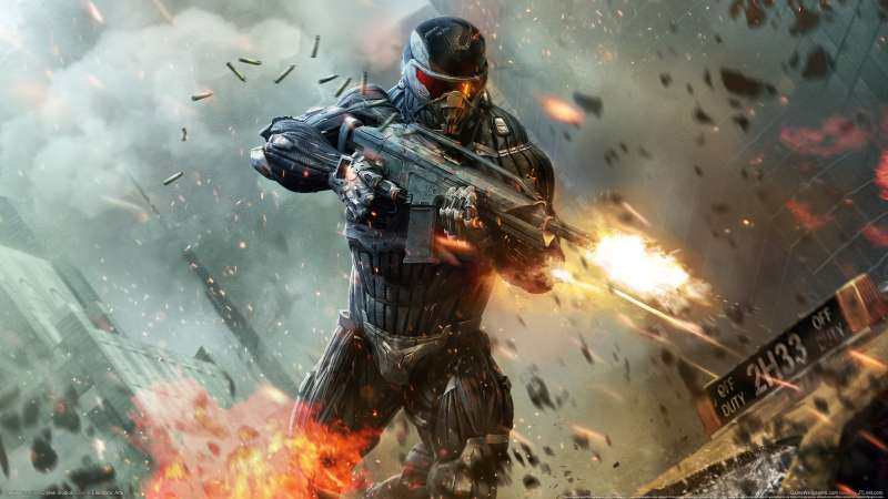 Crysis 2 wallpaper or background 03