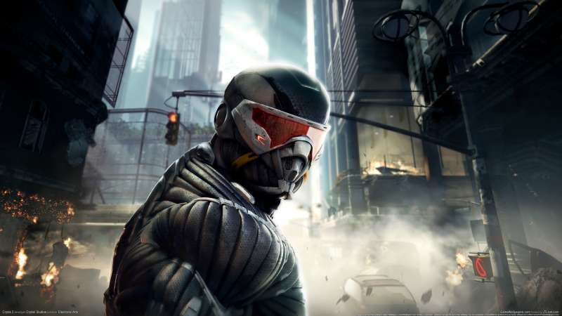 Crysis 2 wallpaper or background 04