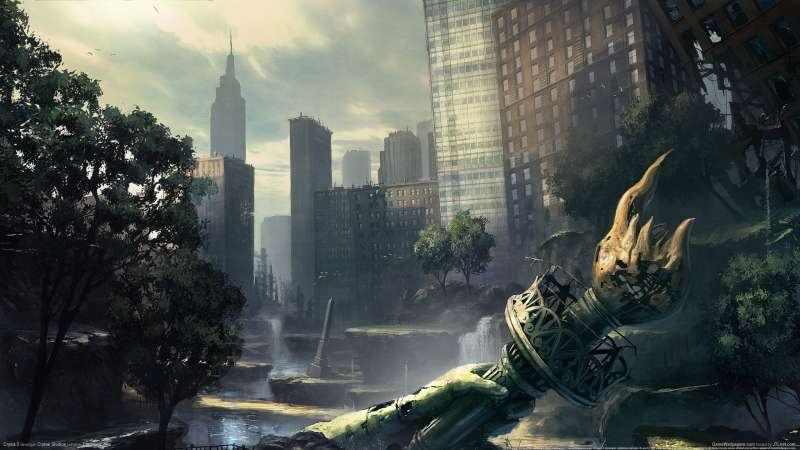 Crysis 2 wallpaper or background 06