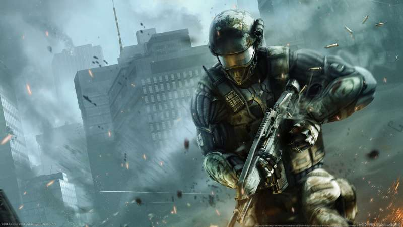Crysis 2 wallpaper or background 08