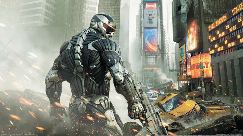 Crysis 2 wallpaper or background 09