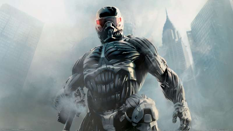 Crysis 2 wallpaper or background 11