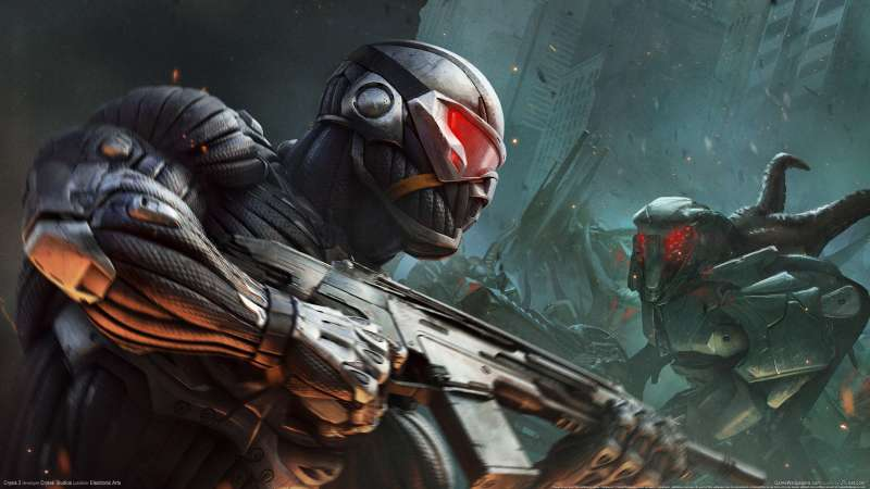 Crysis 2 wallpaper or background 12