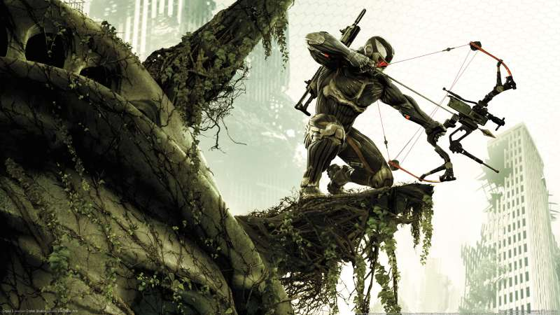 Crysis 3 wallpaper or background 01