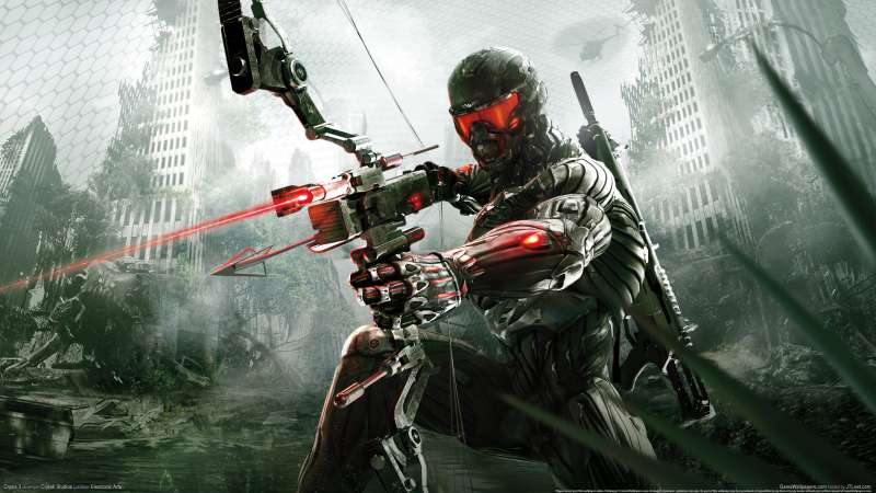 Crysis 3 wallpaper or background 02