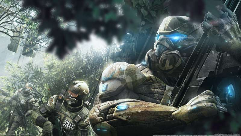 Crysis 3 wallpaper or background 05