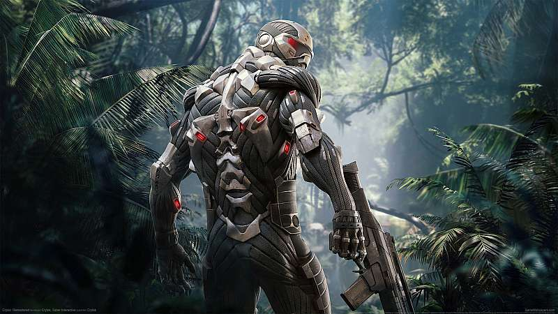 Crysis: Remastered wallpaper or background