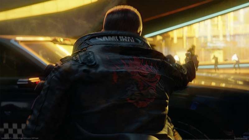 Cyberpunk 2077 wallpaper or background