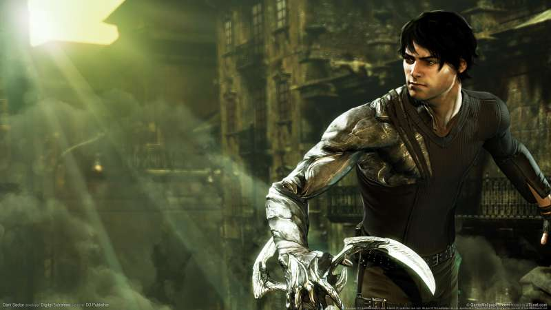 Dark Sector wallpaper or background 02