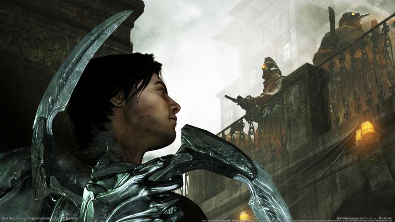 Dark Sector wallpaper or background 03