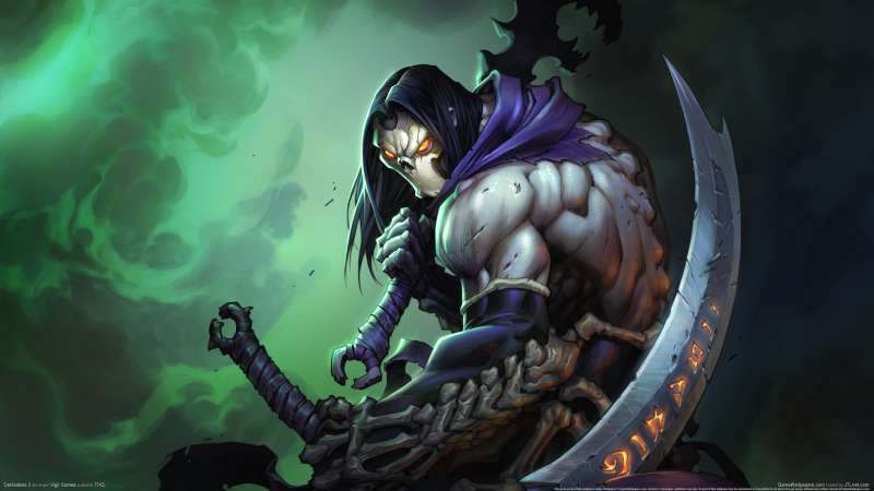Darksiders 2 wallpaper or background 01