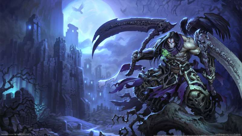 Darksiders 2 wallpaper or background 02