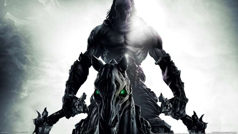 Darksiders 2 wallpaper or background 05