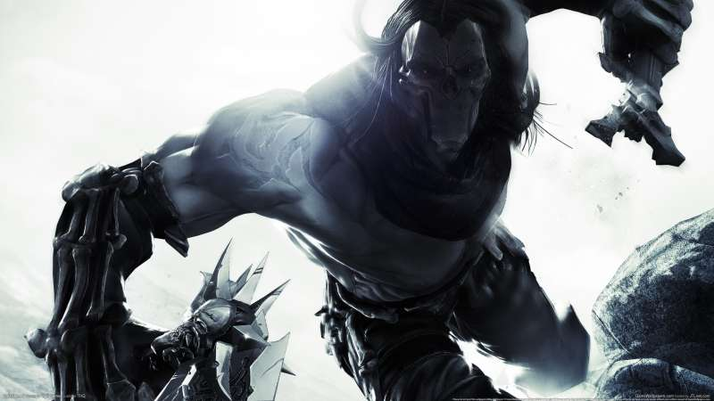 Darksiders 2 wallpaper or background 07