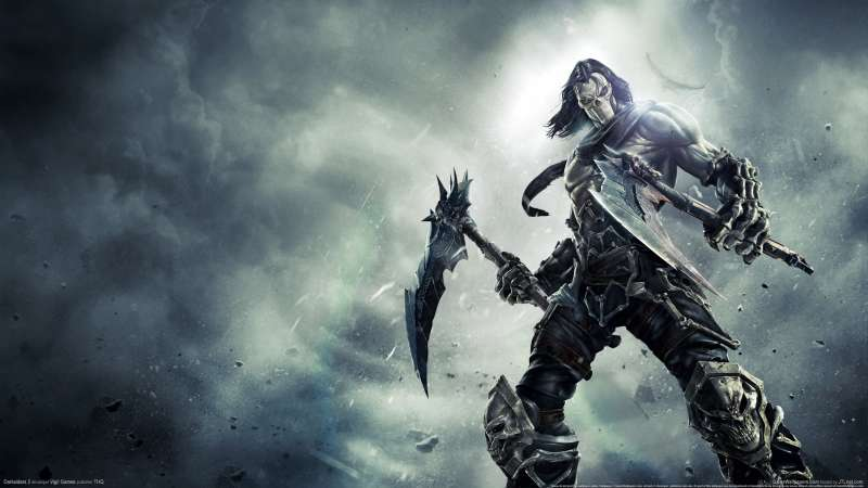 Darksiders 2 wallpaper or background 08