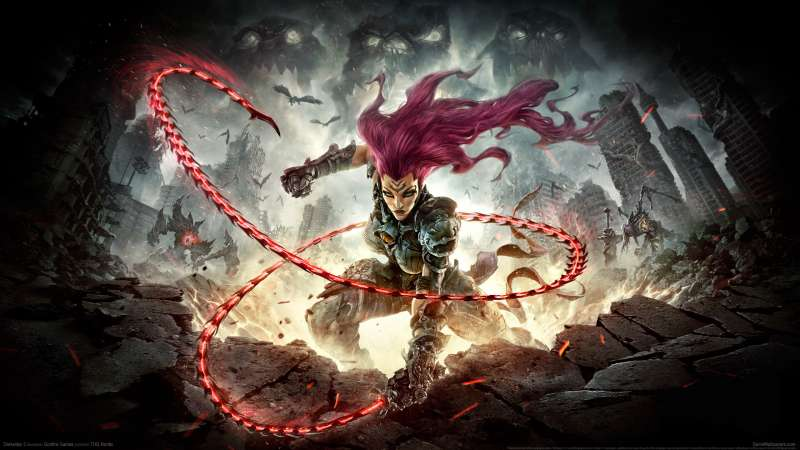 Darksiders 3 wallpaper or background 01