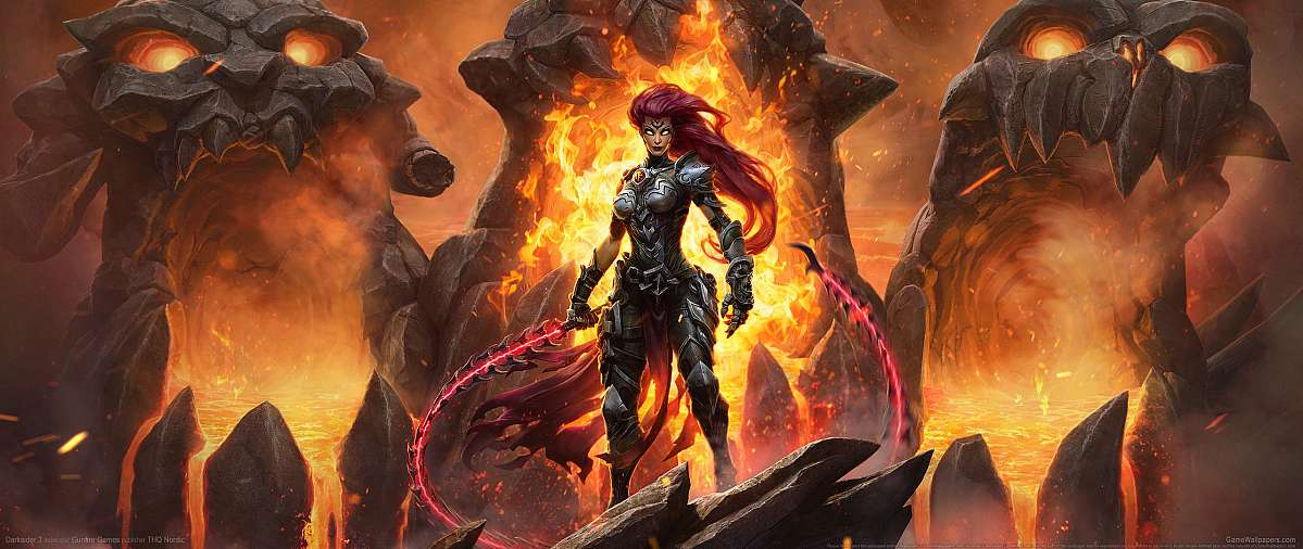 Darksiders 3 wallpaper or background