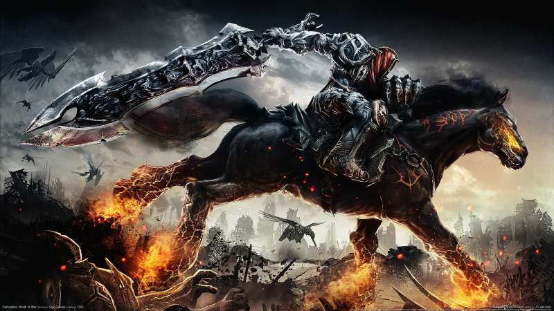 Darksiders: Wrath of War wallpaper or background