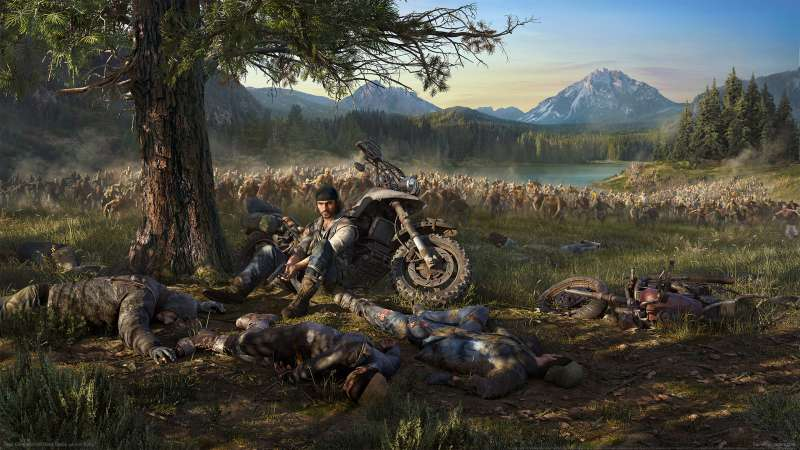 Days Gone wallpaper or background 01