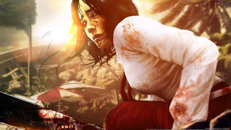 Dead Island wallpaper or background 01