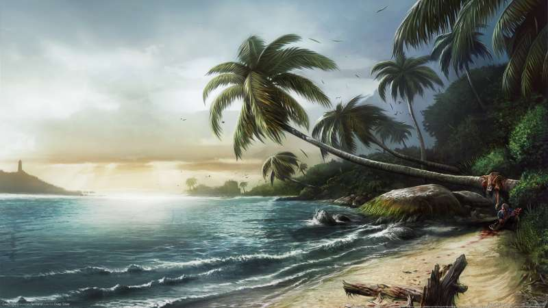Dead Island wallpaper or background 02