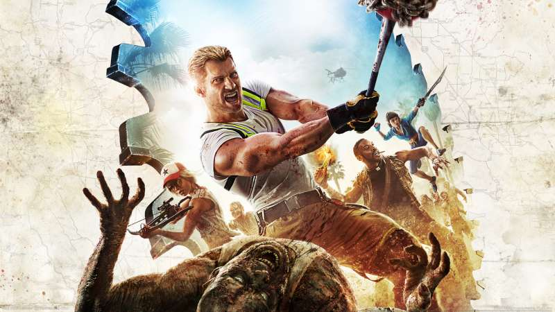 Dead Island 2 wallpaper or background 01