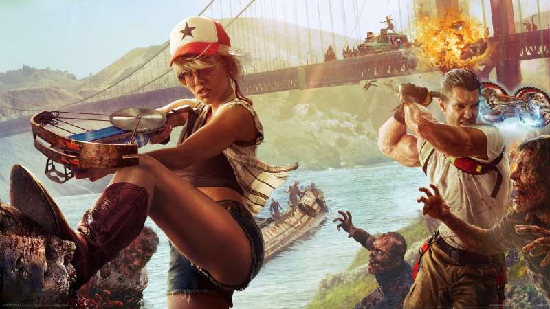 Dead Island 2 wallpaper or background 02