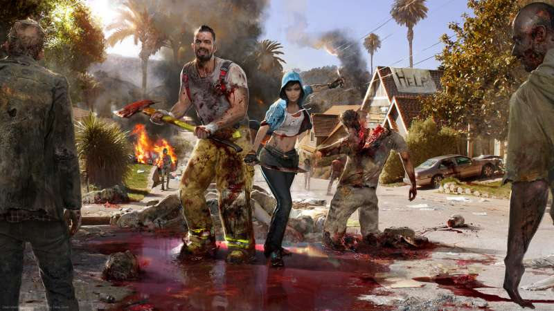 Dead Island 2 wallpaper or background 03