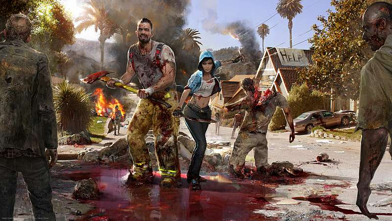 Dead Island 2 wallpaper or background