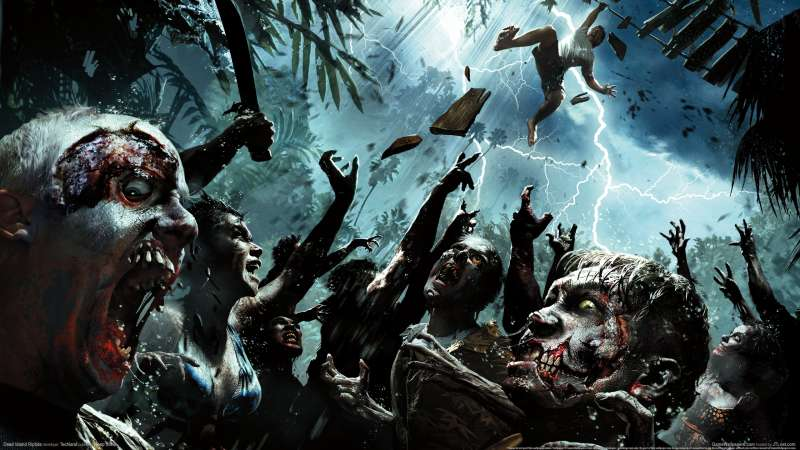 Dead Island Riptide wallpaper or background 02