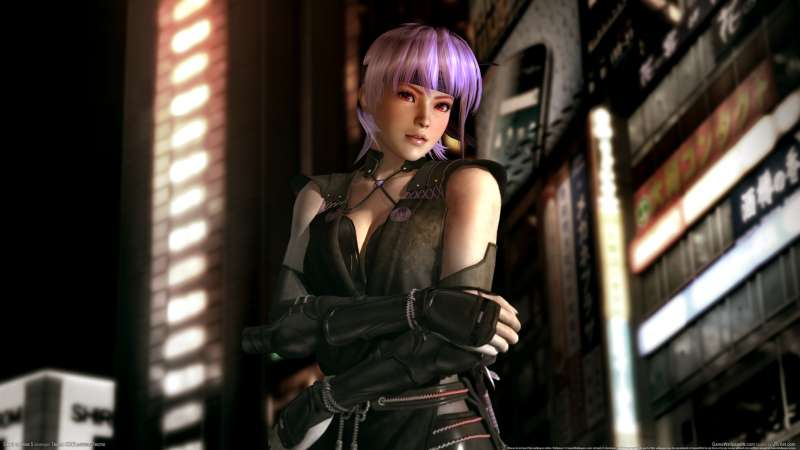 Dead or Alive 5 wallpaper or background 07