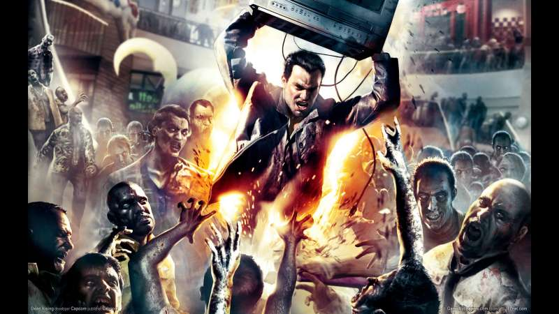 Dead Rising wallpaper or background 02