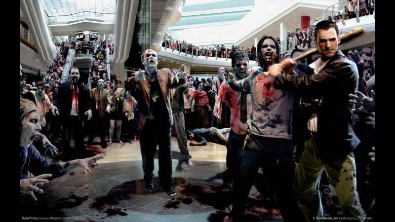Dead Rising wallpaper or background 03