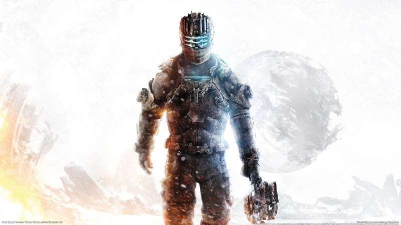 Dead Space 3 wallpaper or background 02