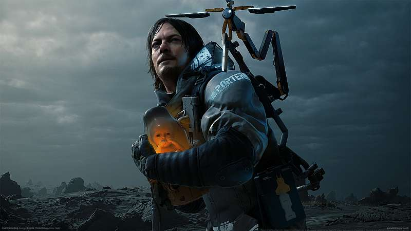 Death Stranding wallpaper or background