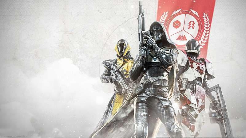 Destiny 2 wallpaper or background