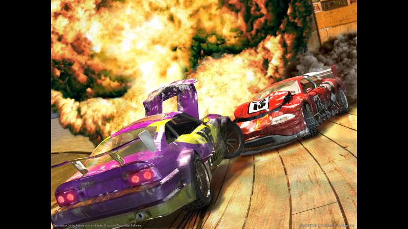Destruction Derby Arenas wallpaper or background 01