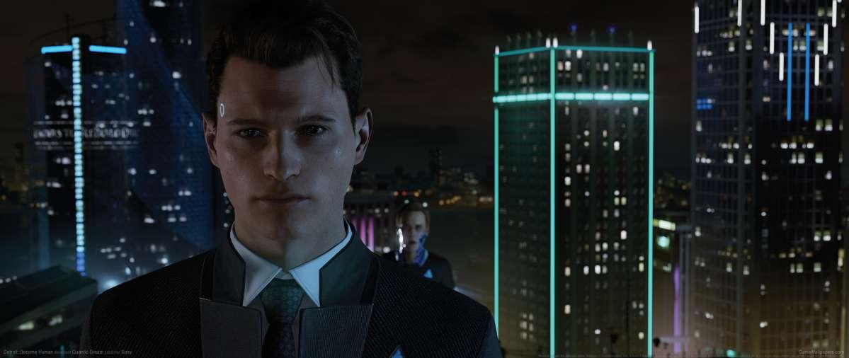 Detroit Become Human Desktop Wallpaper: Detroit: Become Human UltraWide 21:9 Wallpapers Or Desktop