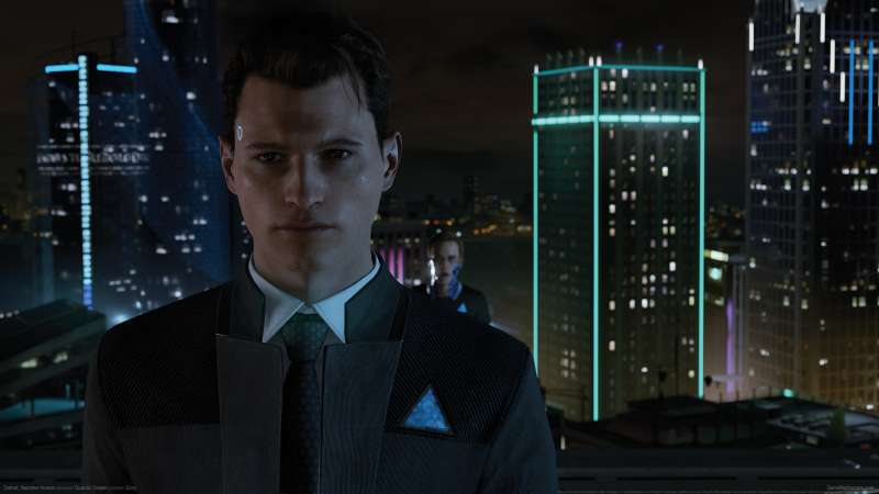 Detroit: Become Human wallpaper or background 02